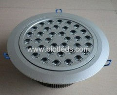 Led ceiling light 36W high power led downlight LED downlight