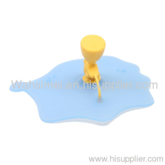 magic silicone cup lids