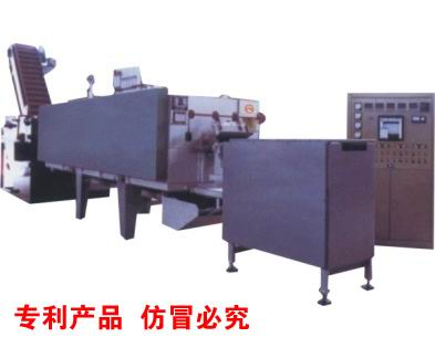 continous protective atmosphere quenching furnace