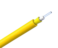 Single-fiber armored cable Single optic cable optic cable