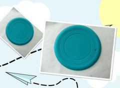 Kids' Silicone flying disc