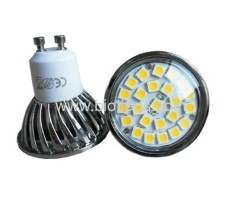 SMD spots light smd led bulbs smd lamps with cover
