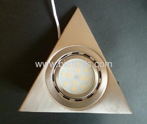 SMD cabinet led light 12 PCS 5050 SMD led Triangle
