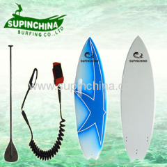 blue star short board 6'10