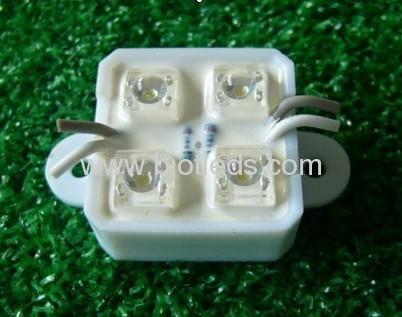 led module light 4 pcs superfux leds module light