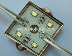 led module light 4pcs 3528smd led module light