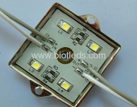 led module light 4pcs 3528smd led module light