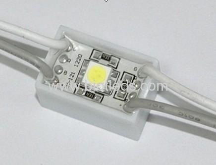 led module light 1pcs 5050smd led module light