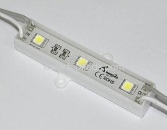 led module light 3pcs 5050smd led module light