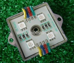 led module light 4pcs 5050 rgb ledS module light