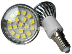 SMD spots light 18smd led bulbs smd lamps with cover