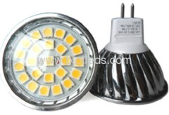 SMD spot light smd led bulb smd lamps with cover MR16 base
