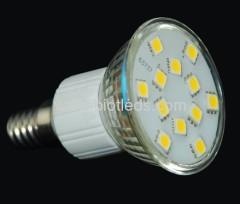 12SMD spot light smd led bulbs smd lamps