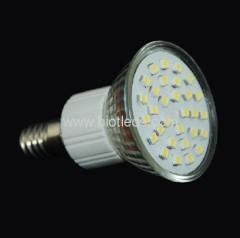 2W E14 30SMD spot light 30PCS 3528SMD