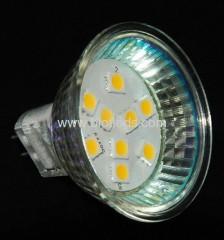 SMD spot light smd led bulbs smd lamps MR16 base
