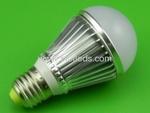 5W 5X1W High Power led bulb E27 base high power led light