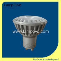 LED HIGH POWER SPOTLIGHT GU10 5W 3*2W Aluminium