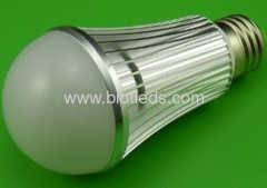 7W 7X1W High Power led bulb E27 base high power led light