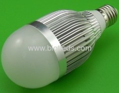 8W 8pcs 1W High Power led bulb E27 base high power led light