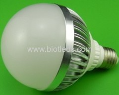 8W 9pcs 1W High Power led bulb E27 base high power led light