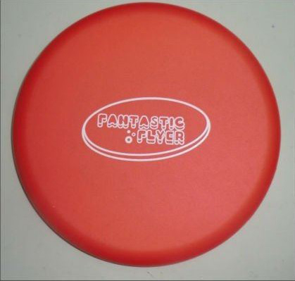 silicone flying disc with logo print