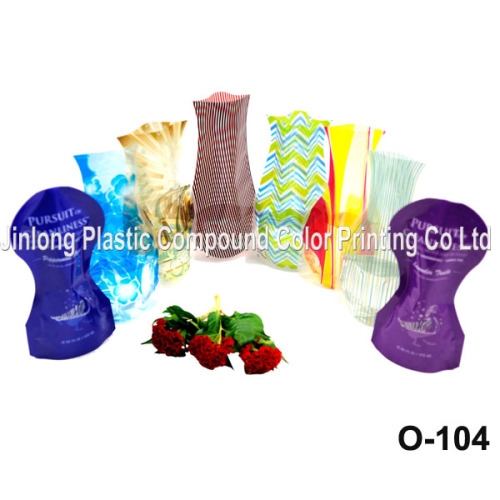 flower packaging pouch