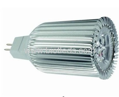 3pcs 2W high power led light MR16 base