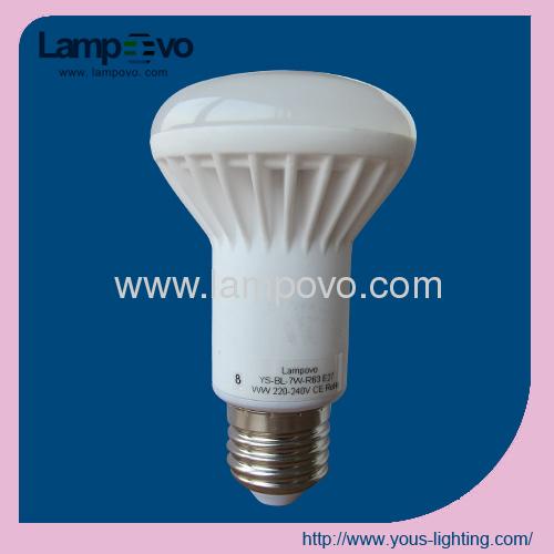 7W E27 LED BULB LIGHT