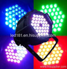 rgb led par can lights 3in1 led par par light led