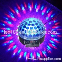LED crystal magic ball led effect light
