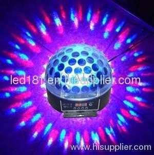 LED crystal magic ball led effect light