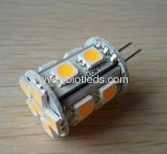 G4 led G4 bulbs G4 lamps G4 15SMD led bulb 360degree