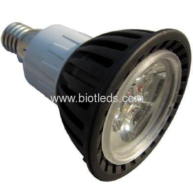 3W 3X1W High Power led spot E14 base new lamp