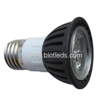 3W 3X1W High Power led spot E27 base new light