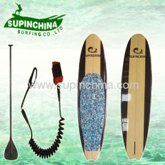 10' wooden sup board china supplier
