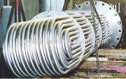 U bend tubes for Boilers