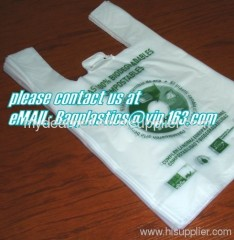 Corn starch sacks, Compostable, corn starch bag, Biodegradable packaging
