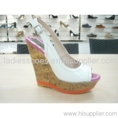 Fashion Ladies Dress single strap shoes