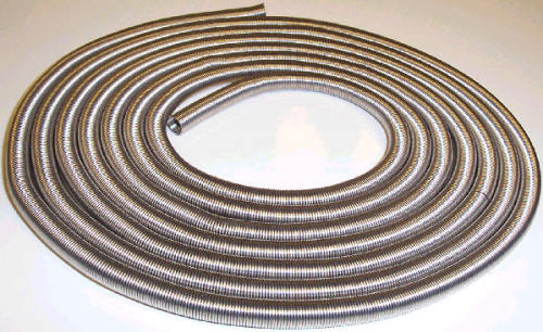 Cable Heater Element : Resistance heating wire for bead insulated coils from