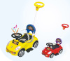 plastic baby walking car for children