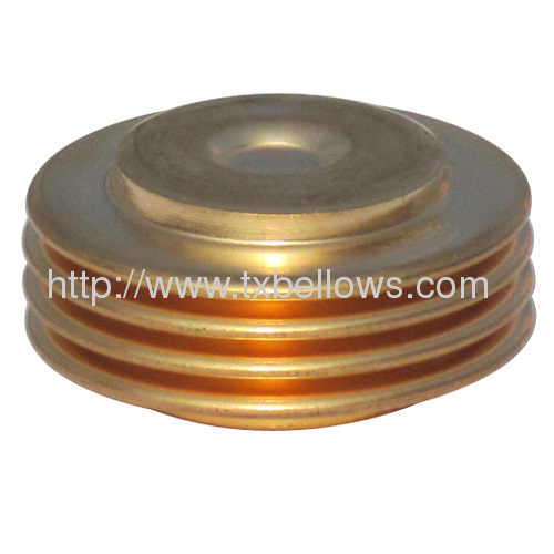 seamless Metal Bellows