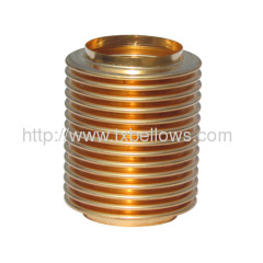 WW type 0.12mm-0.14mm hydraulic forming tin phosphor bronze bellows