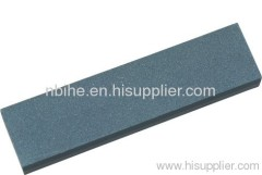 Combine oxied aluminium sharpening oil stone