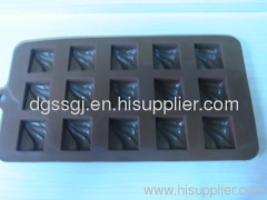 durable silicone food grade chocolate moulds