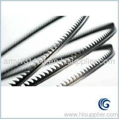 card wire card clothing wire metallic card wire