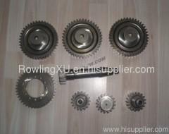 Gear set of Somet looms Parts