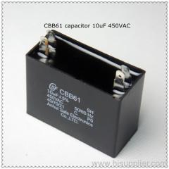 insert CBB61 running capacitor