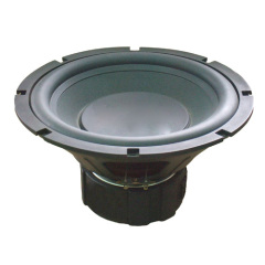 "Car Audio Speaker 10"" woofer"