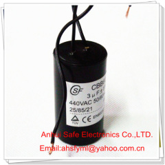 CBB60 motor starting capacitor for generator