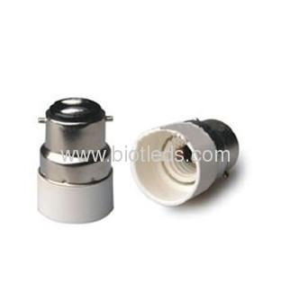 B22 lamp holders lamp base B22 TO E14